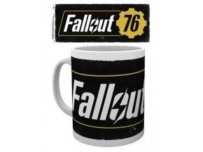 Hrnek Fallout 76, 300 ml