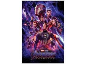 Plakát Avengers Endgame - Journey´s End