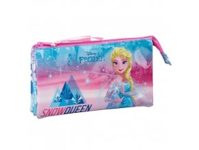 Penál na tužky Ledové Království - Snow Queen