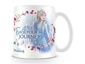 Hrnek Ledové Království 2 - Trust your Journey, 315 ml