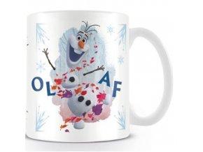 Hrnek Ledové Království 2 - Olaf Jump, 315 ml