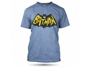 tricko batman logo retro