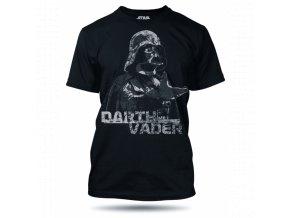 darth vader tričko