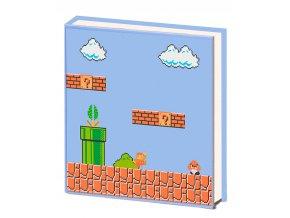 nintendo notebook 3d super mario bros x2