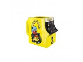 3D Hrnek Pacman Arcade