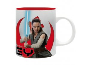 star wars mug 320 ml rey e8 subli with box x2