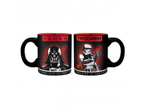 star wars set 2 mini mugs 110 ml vader trooper x2 (4)