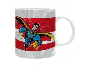 marvel mug 320 ml the man called dr strange subli x2