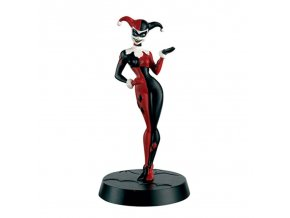 dc comics harley quinn from batman the animated serie 12cm