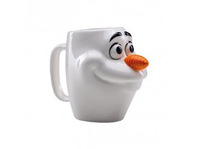 disney frozen olaf shaped mug 2