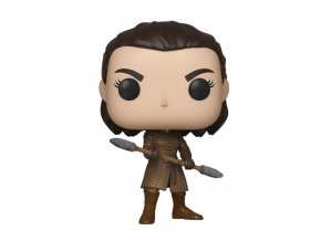 funko pop hra o truny game of thrones arya stark two headed spear
