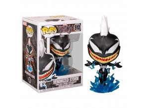 funko pop marvel avengers venomized storm
