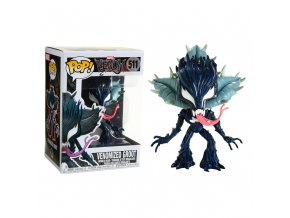 funko pop marvel avengers venomized groot