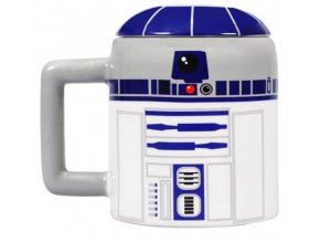 3D hrnek Star Wars - R2-D2