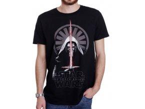 Pánské tričko Star Wars - Kylo Ren