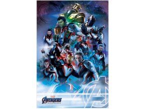 plakát avengers endgame suit