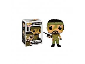 funko pop call of duty sgt frank woods