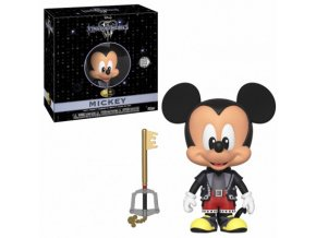 funko 5 star kingdom hearts III mickey mouse