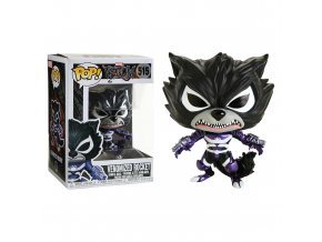 funko pop marvel avengers venomized rocket raccoon