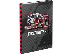 desky na skolni sesity a4 hasici 343986 13