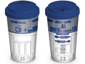 Cestovní hrnek Star Wars - R2-D2