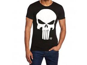 Pánské tričko Punisher - Skull