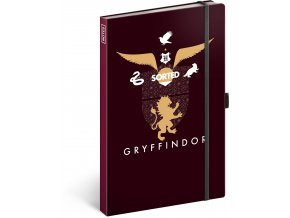 notes harry potter gryffindor linkovany 13 x 21 cm 352740 16