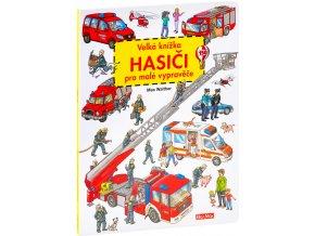 velka knizka hasici pro male vypravece 197053 7