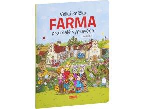 velka knizka farma pro male vypravece 920535 2