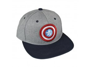 Kšiltovka Rap Captain America - Logo