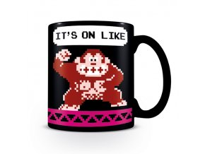 donkey kong hrnek its on like