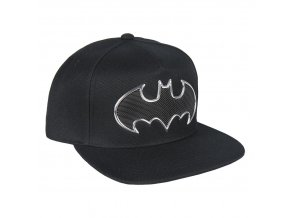dc comics batman cerna logo