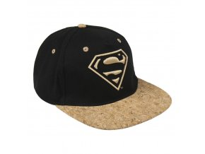 dc comics superman cerna korek logo