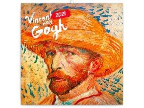 poznamkovy kalendar vincent van gogh 2021 30 x 30 cm 683021 16