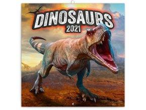 poznamkovy kalendar dinosauri 2021 30 x 30 cm 646326 16