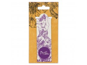 magneticka zalozka alfons mucha amethyst fresh collection 3 1