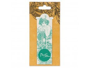 magneticka zalozka alfons mucha emerald fresh collection 3 1
