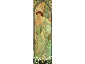 zalozka alfons mucha evening contemplation 1