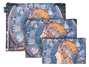 set 3 tasticek mucha zodiac 4 9