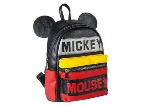 mickey mouse batoh s usima barevny