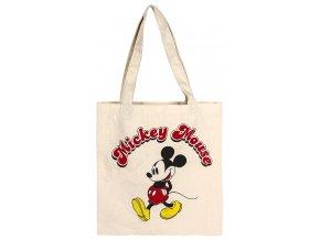 plátěná taška Mickey Mouse 1