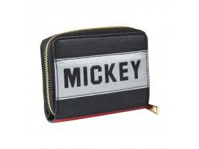 mickey mouse penezenka cerna