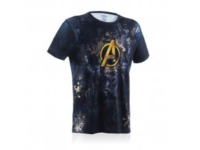 tričko avengers infinity war team