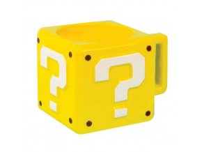 nintendo super mario hrnek question block