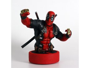 marvel deadpool busta