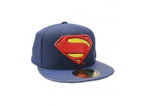 kšiltovka superman logo2