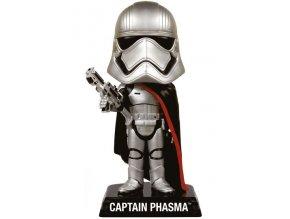 Star Wars Wacky Wobbler Bobble-Head Kapitán Phasma