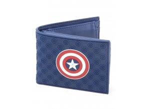 Peněženka Avengers - Captain America