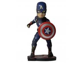 NECA Figurka Avengers -  Captain America, 18 cm