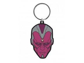 Přívěsek na klíče Avengers - Vision
